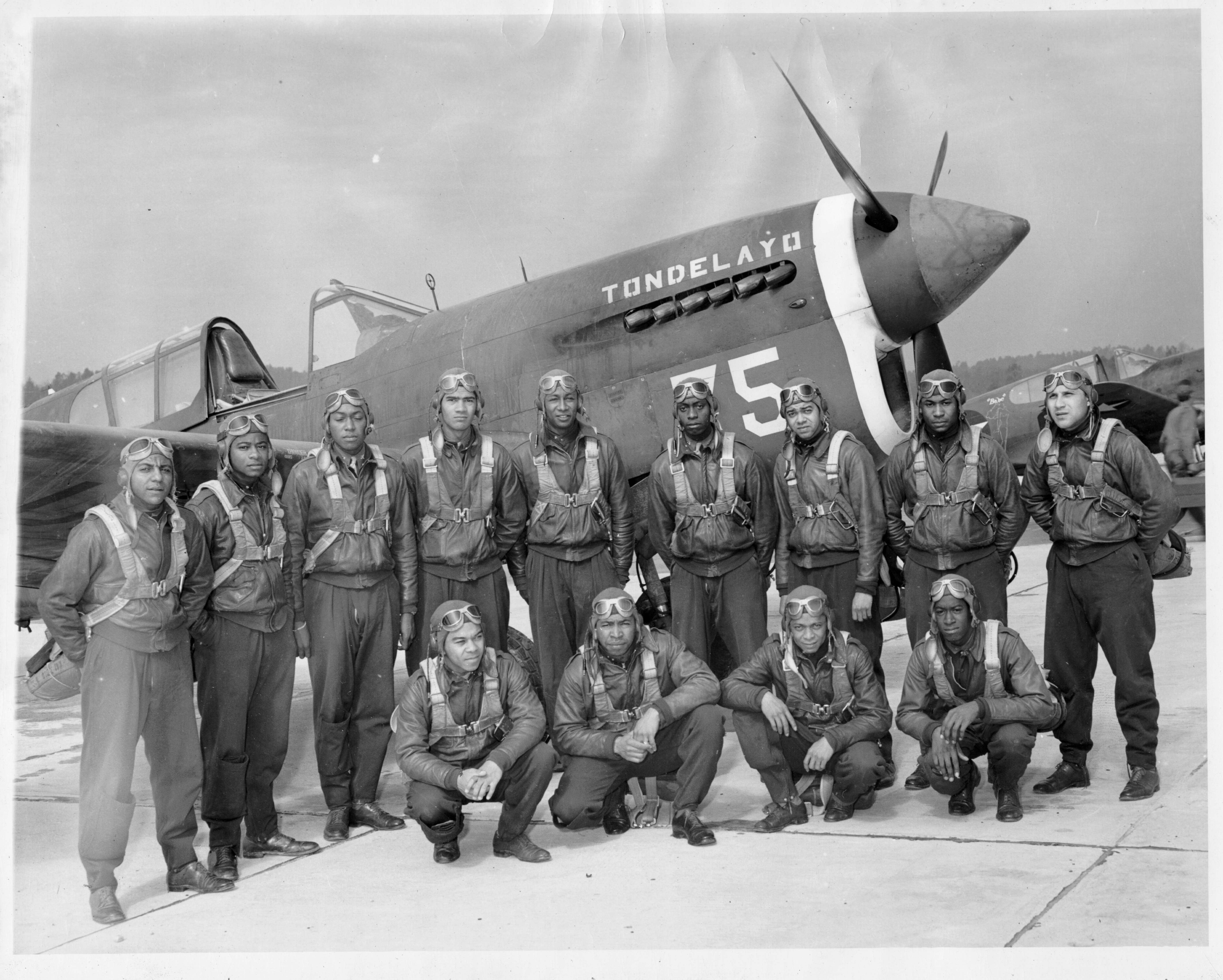 """the accomplishments of the tuskegee airmen History, achievements, and importance of the original tuskegee airmen the term, tuskegee airmen, refers to the  """"tuskegee experience"""" by tuskegee airmen, inc the tuskegee airmen experience extends to 1949 and includes all individuals, men and women, blacks and whites who."""